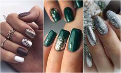 Trblietavá aj minimalistická zimná manikúra: Inšpiruj sa trendmi Nails, Finger Nails, Ongles, Nail, Nail Manicure
