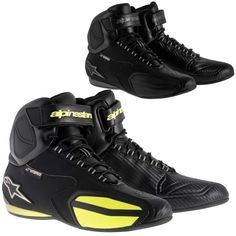 Alpinestars Faster Waterproof Mens Street Riding Touring Motorcycle Shoes