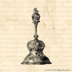 Decorative Dinner Bell