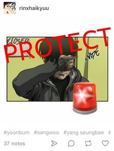 WE NEED TO PROTECT HIM