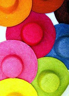 Hüte, Hüte, bunte Hüte........ zur Erinnerung an Mama - 06.02.2014