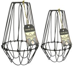 Temerity jones cage wire lamp shade at lisaangel for the details about vintage cage wire lamp shades interior design old style greentooth Choice Image