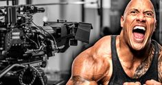 The Rock's Rampage Begins Shooting, First Set Photo Arrives