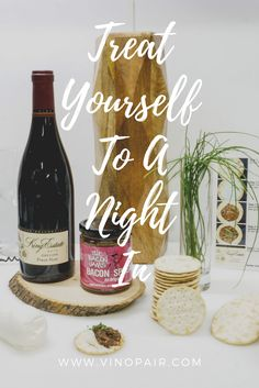 Treat yourself to a night in with VinoPair!