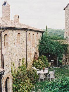Castello di Vicarello, Cinigiano, in Tuscany