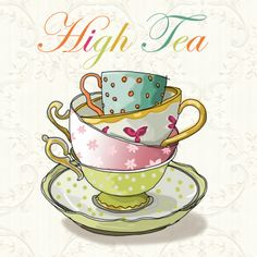 high tea when everything else is well......just too much | ;)