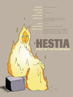 Hestia by George O'Connor