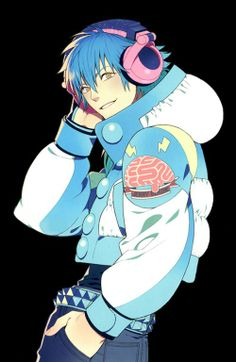 Risultati immagini per dramatical murders aoba Manga Anime, Manga Art, Anime Art, Hot Anime Guys, Anime Love, Hot Guys, Otaku, Bl Games, Photo Manga