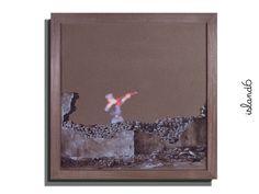 """Leftover Woman"" (Liu Dao Collective) #island6 #LED #acrylic #LiuDao #M50 #ElectronicArt #DigitalArt"
