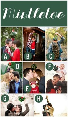 Soooo many darling ideas for winter and Christmas photography!