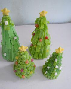 LOS DETALLES DE BEA: Tienes ya tu arbolito de navidad ?