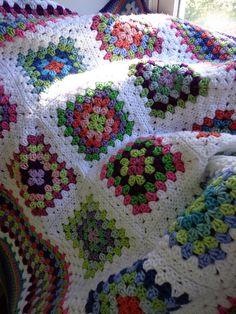 Solstice blanket complete by lmk25, via Flickr
