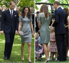 Style Guide CT: Duchess of Cambridge Tour of Canada Dresses on Days Three, Four and Five