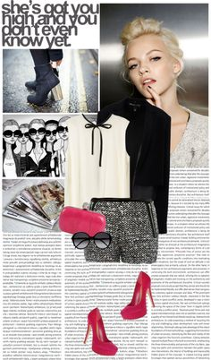 """""""She's got you high and you don't even know it yet"""" by hannahrox313 ❤ liked on Polyvore"""