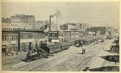 Seattle - Railroad Avenue - 1900 - History of Seattle before 1900 - Wikipedia, the free encyclopedia