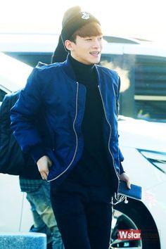 EXO Chen going to Hong Kong for MAMA2014