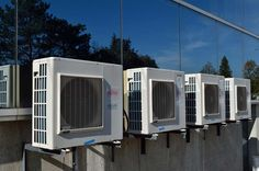 Keep your heating and cooling system in good condition with our HVAC Service in Columbus, OH. Tell our HVAC Contractor about any issues with your AC system. Air Conditioning Services, Air Conditioning System, Fenetre Double Vitrage, Installation Solaire, Hvac Installation, Hvac Maintenance, Home Improvement Contractors, Hvac Contractors, Plumbing Emergency