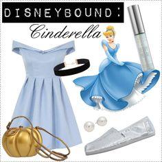 Disneybound: Cinderella