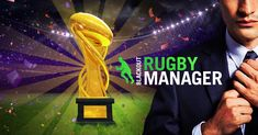 check out this new game, become a rugby manager and take on the world. This looks really great, can't wait to check it out. You should join too as it's more fun with friends
