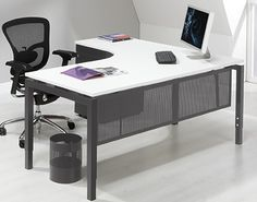 OgiA bureau eiland Home Office inspiration Pinterest