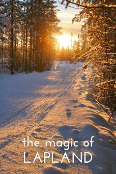 Magic of Lapland