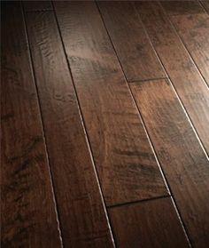 Bella Cera Verona Collection Maple Sienna  Engineered Maple   hardwoodfloors  Handscraped  mixed width  Flooring OptionsFlooring Ideas Wood  Dark Distressed engineered hardwood floors and dark stained  . Dark Brown Wood Floors. Home Design Ideas