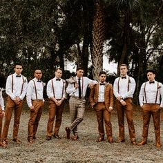 Rustic Wedding Groomsmen, Wedding Men, Boho Wedding, Dream Wedding, Beach Wedding Groomsmen Attire, Rustic Wedding Attire, Bohemian Bridesmaid, Fall Bridesmaid Dresses, Bridesmaids And Groomsmen