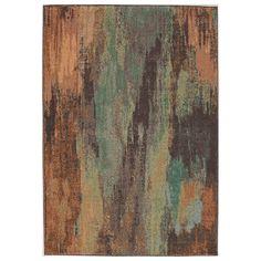 Casa Multicoloured rugs CAS6 by Momeni