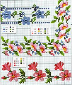 2.bp.blogspot.com -YySoTmtj2jM UlBj8brAEMI AAAAAAAADf8 HKgCSas_dC8 s1600 schema+a+punto+croce+bordi+e+cornici-+fiori+rosa.jpg