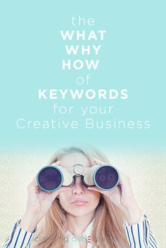 The What, Why, and How of Keywords for your Creative Business << ClappingDogMedia