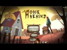Home Behind android game first look gameplay español