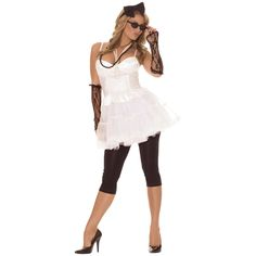 C753 Valley Girl Adult 80s Punk Rock Pop Star Cindy Lauper Womens Fancy Costume