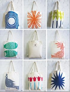 Canvas tote bags, Navy Bird Print, hand-sewn and printed in Maine Unisex Luggage Nylon Waterproof Print Travel Bags for Outdoor Activities Unisex .Unisex Luggage Nylon Waterproof Printing Travel Bags for Outdoor Activities Unisex Luggage Nylon Painted Canvas Bags, Canvas Tote Bags, Bird Canvas, Printed Tote Bags, Fabric Crafts, Sewing Crafts, Tape Crafts, Diy Tote Bag, Fabric Bags