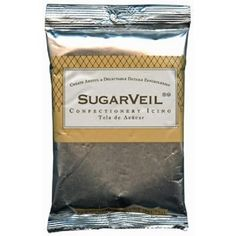 $10  SugarVeil Confectionery Icing 5oz NEW Cake Decorating Supplies on eBay!