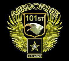 101. Airborne Die 101st Airborne Division (Air Assault) (101. US-Luftlandedivision) ist neben der 82. US-Luftlandedivision eine von zwei Luftlandedivisionen der United States Army.
