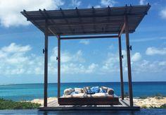 Amanyara Resort Northwest Point Turks and Caicos   WIMCO Villas Aman Villas #intimate  #romantic #luxurytravel