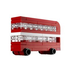 Bus Lego Tower bridge London