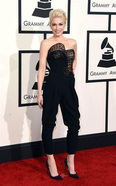 Gwen Stefani.  Grammy's 2015
