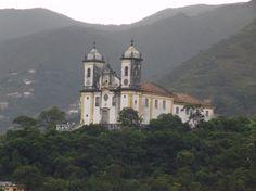 Igreja de Ouro Preto,Brasil