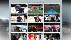El FC Barcelona cumple 10 años en YouTube