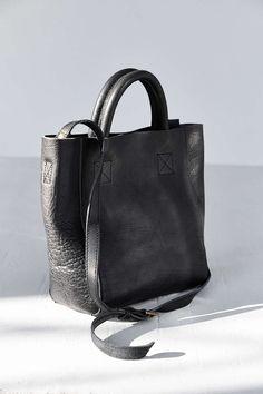BDG Mini Leather Tote Bag