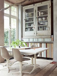 Interior Inspiration From The Netherlands by decor8, via Flickr