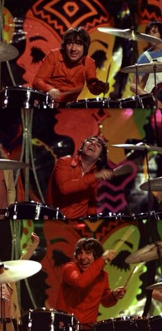 #KeithMoon of #TheWho – Addicted To London