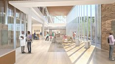 two-story lobby - Google Search
