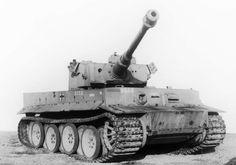 Panzerkampfwagen VI. Tiger