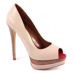 Scarpe moda donna: Open Toe E2-12 Sabbia