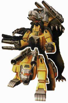 Botch's Transformers Box Art Archive - 1988Autobots