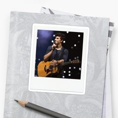 shawn mendes polaroid • Also buy this artwork on stickers.