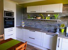 Poradca: Ing. Hrušovský - kuchyňa Porta Kitchen Cabinets, Home Decor, Decoration Home, Room Decor, Cabinets, Home Interior Design, Dressers, Home Decoration, Kitchen Cupboards