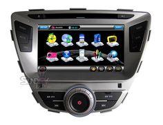 $398  Hyundai Elantra Navigation DVD GPS Touchscreen